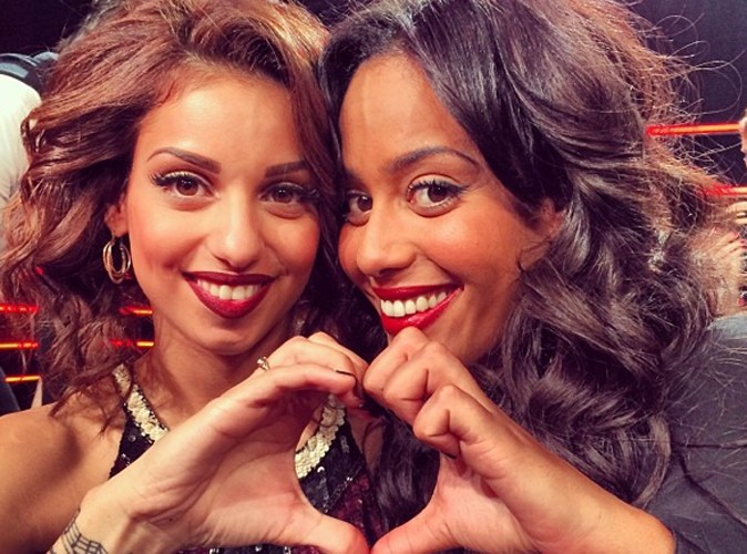 Amel Bent et Tal : soeurs de coeur !