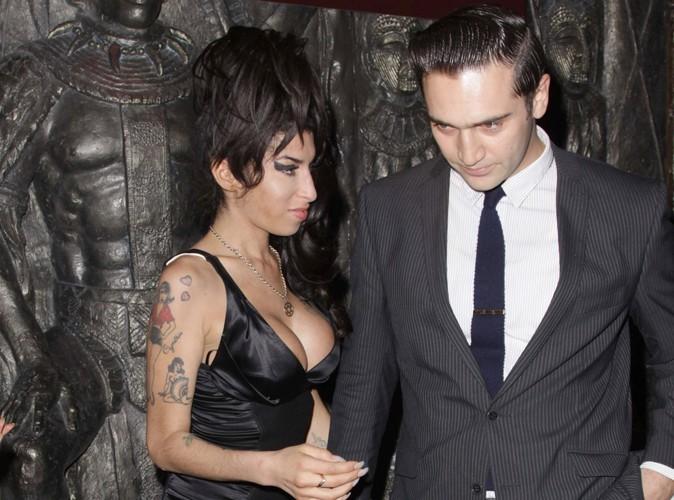 Amy Winehouse : son dernier chéri accusé de viol !