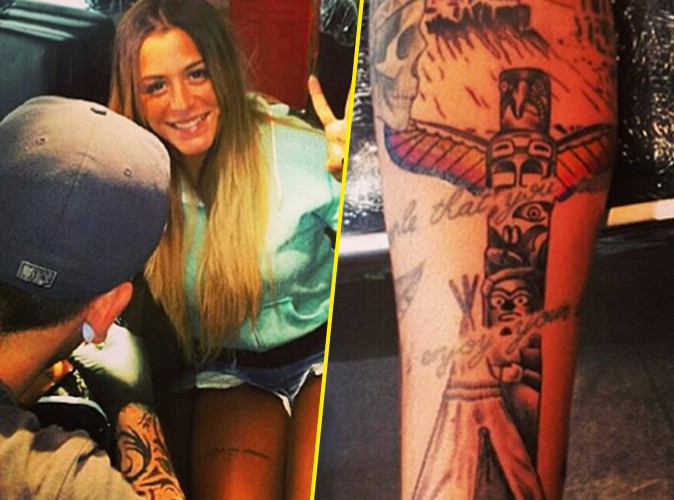 Anaïs Camizuli : la star des Anges dévoile son nouveau tatouage !