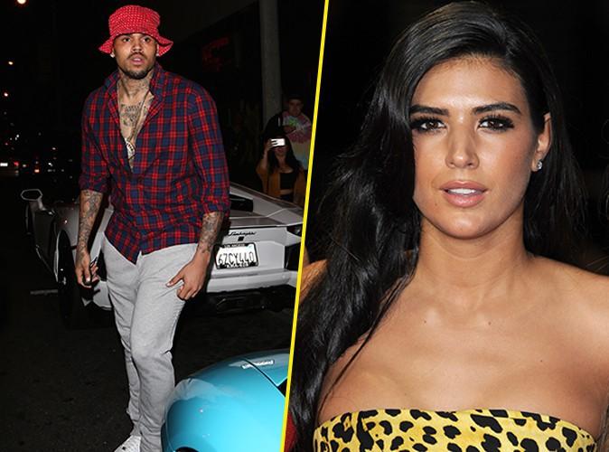 Anara Atanes : loin de Samir Nasri et de sa BFF, Karrueche Tran, elle s'éclate avec… Chris Brown !