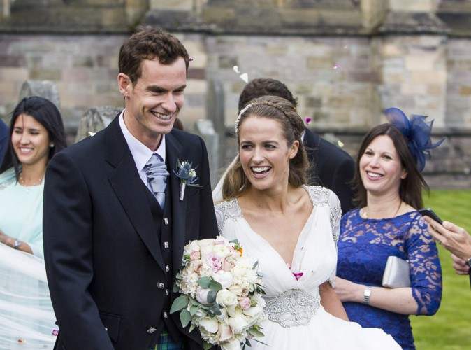 Andy Murray bientôt papa !
