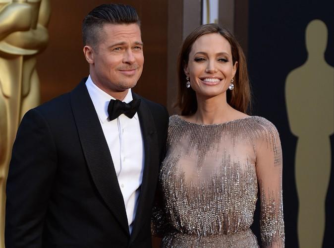 """Angelina Jolie : avec Brad Pitt """"nous allons nous marier, c'est prévu !"""""""