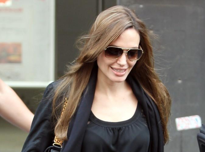 Angelina Jolie : débauche de luxe pour ses enfants !
