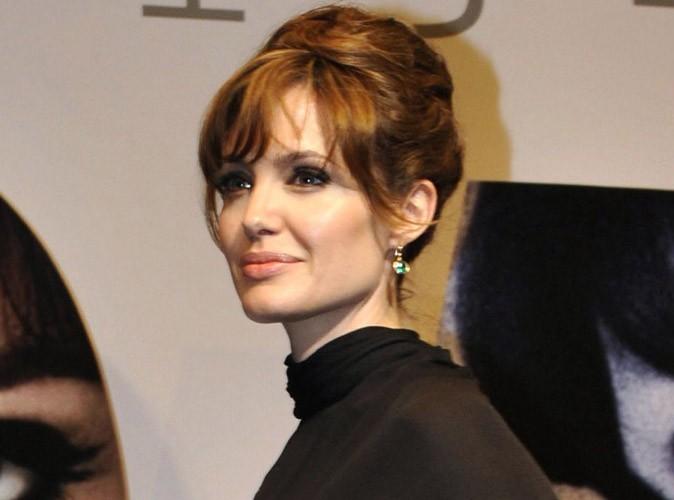 Angelina Jolie déteste le son de sa propre voix !