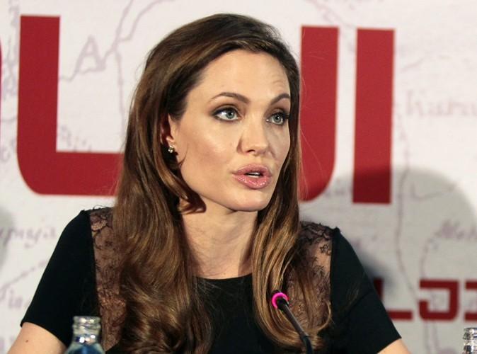 Angelina Jolie : elle a reçu des menaces de mort !