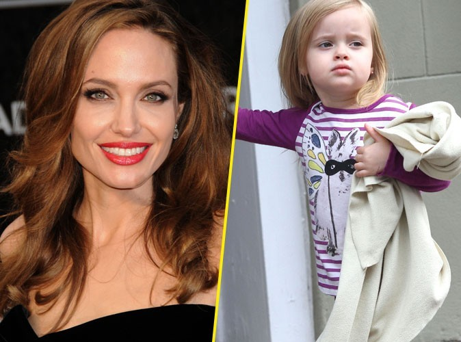 Angelina Jolie : elle caste sa fille Vivienne dans son prochain film !