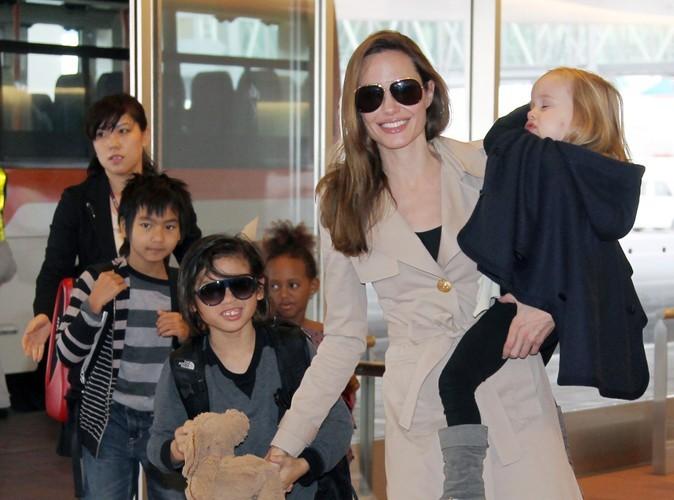 Angelina Jolie : elle emmène Pax rencontrer sa grand-mère biologique !