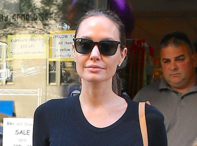 Angelina Jolie : Elle est au plus mal