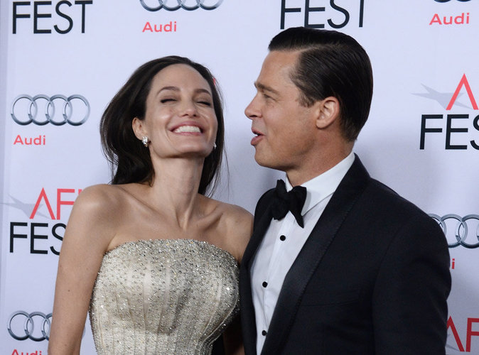 Angelina Jolie et Brad Pitt fêtent les noces de cuir, demandez le programme !