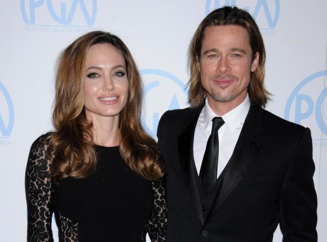 Angelina Jolie et Brad Pitt : ils prévoient un somptueux mariage dans le Sud de la France !