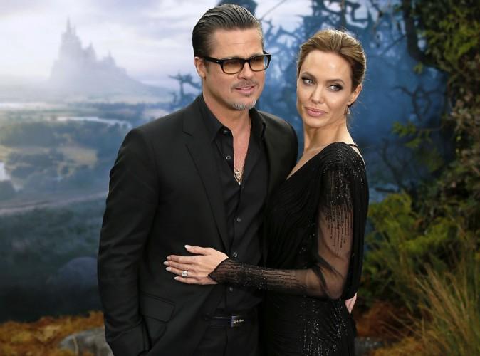Angelina Jolie et Brad Pitt : ils se sont mariés dans le Sud de la France le week-end dernier !