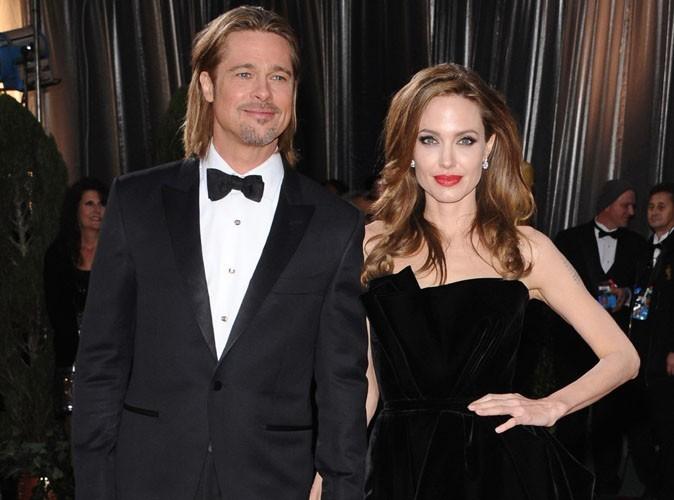 Angelina Jolie et Brad Pitt : mariés ce week-end dans le Var ?