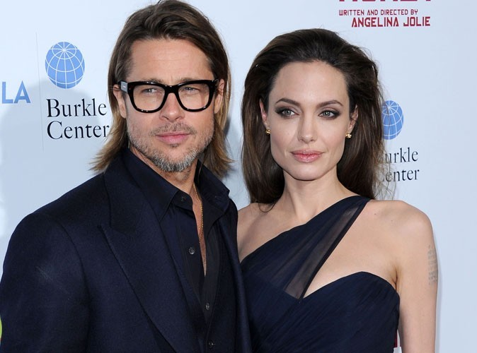 Angelina Jolie et Brad Pitt : sourds aux attaques, ils célèbrent leur film polémique !