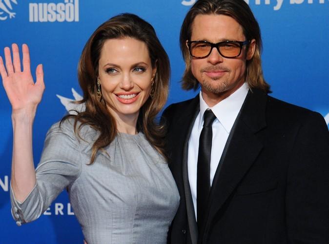 Angelina Jolie et Brad Pitt : tout sourire au Touquet, mais assaillis par les fans !