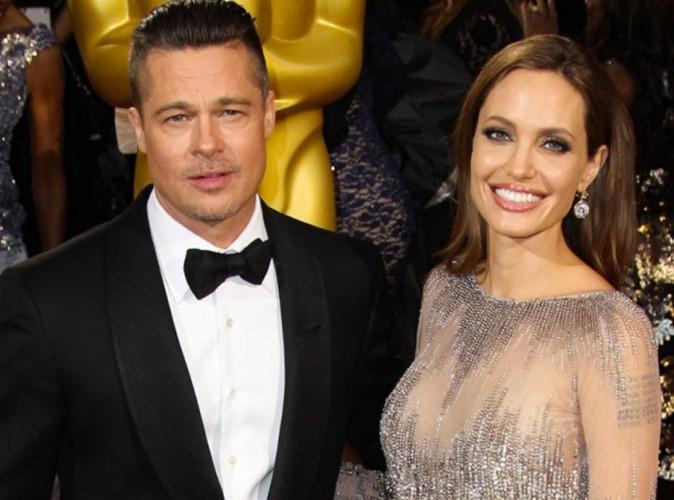 """Angelina Jolie : être l'épouse de Brad Pitt, """"c'est beaucoup de boulot"""" !"""