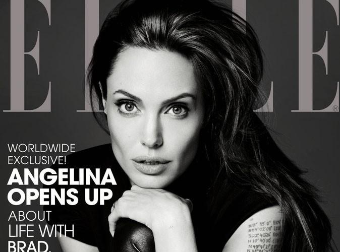 """Angelina Jolie : """"Je n'aurais jamais cru que j'aurais des enfants"""" !"""