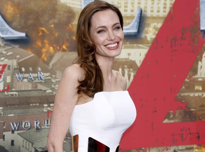 Angelina Jolie : la chirurgienne qui a effectué sa double mastectomie se confie ...