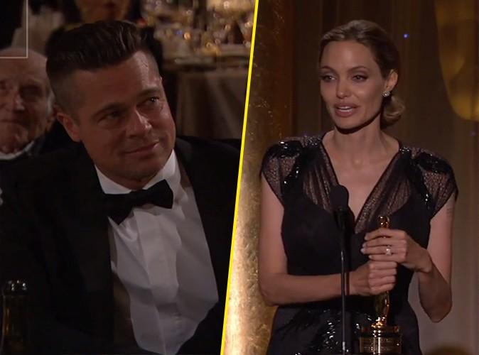 Angelina Jolie : récompensée pour son action humanitaire, elle met les larmes aux yeux de Brad Pitt !