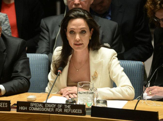 Angelina Jolie : ses ambitions politiques pourraient lui couter ses enfants