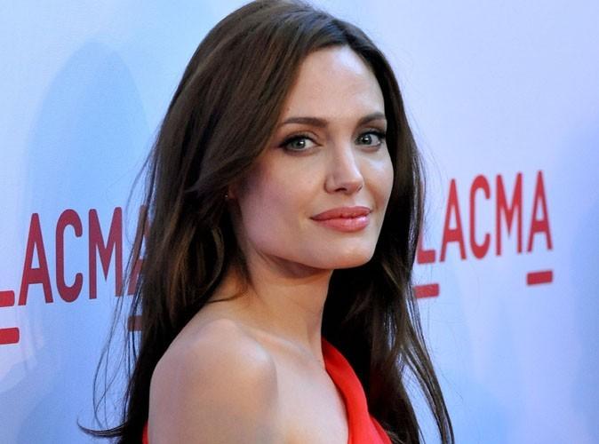 Angelina Jolie : son nouveau défi risque de la faire transpirer !