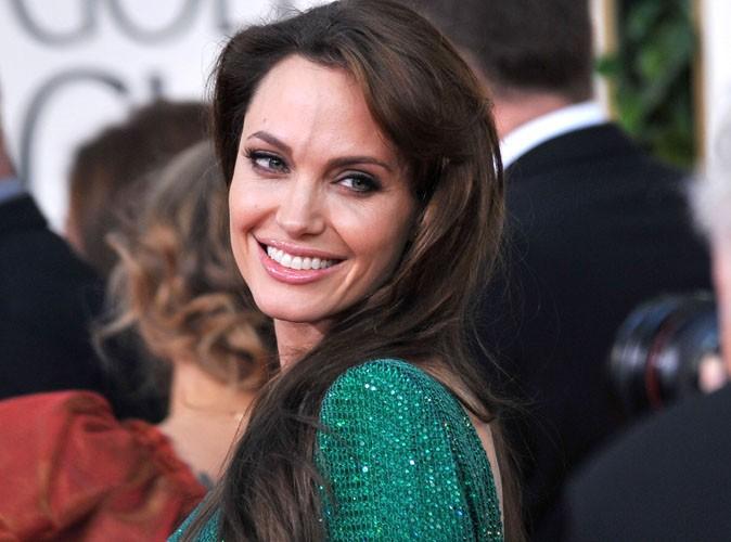 Angelina Jolie toujours de bonne volonté !