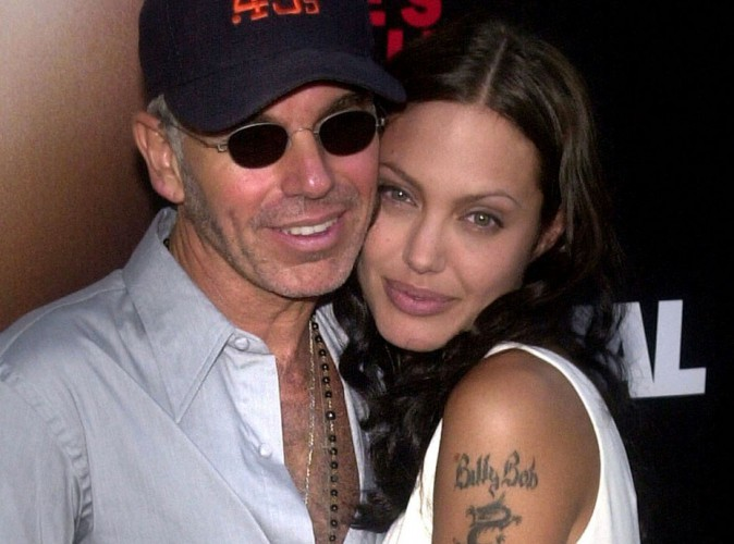 Angelina Jolie dans un film romantique dans les