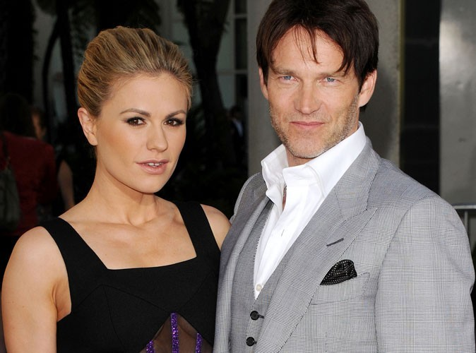 Anna Paquin (True Blood) : elle attend un enfant avec sa co-star Stephen Moyer !