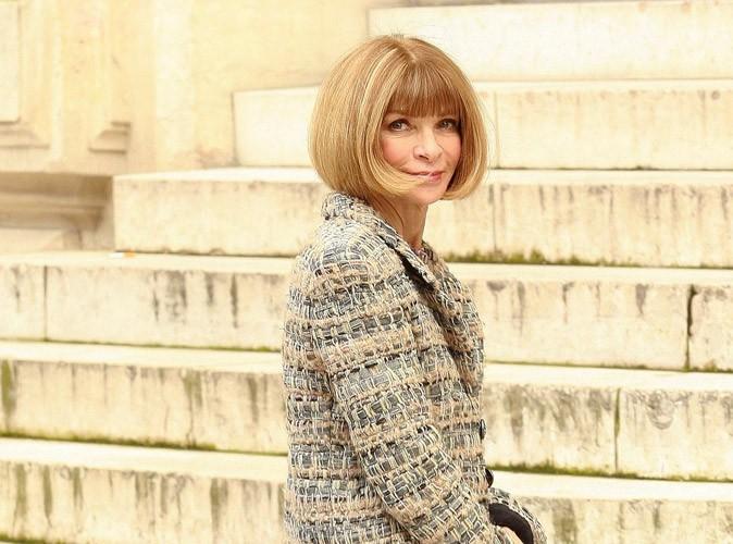 Anna Wintour : dégagée du front row au défilé Valentino ?