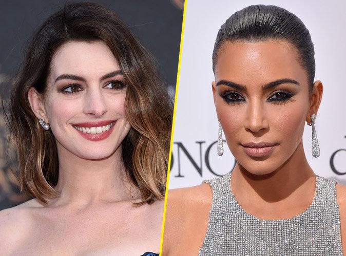 Anne Hathaway a-t-elle une dent contre les Kardashian ?