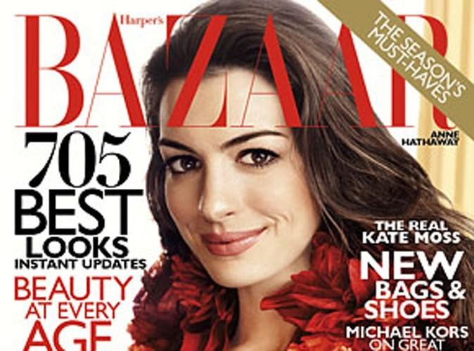 Anne Hathaway : elle a enfin un boyfriend reposant !