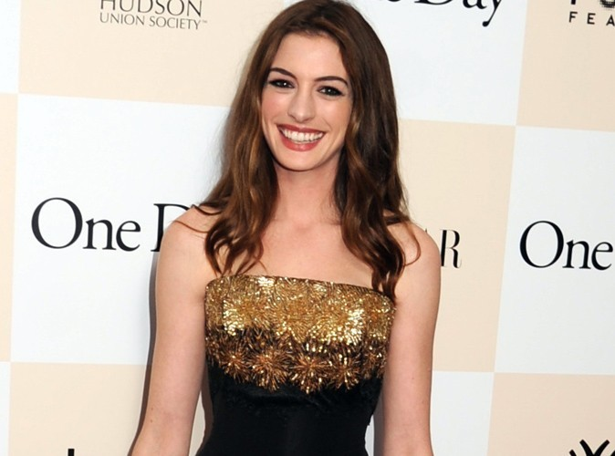 Anne Hathaway : elle avale seulement 500 calories par jour pour préparer son prochain rôle !
