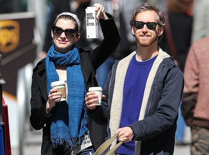 Anne Hathaway : prête à fonder une famille avec Adam Shulman ?