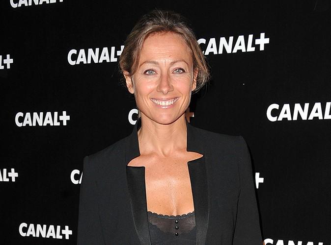 Anne-Sophie Lapix : la journaliste se fait attaquer en justice par Canal+ !