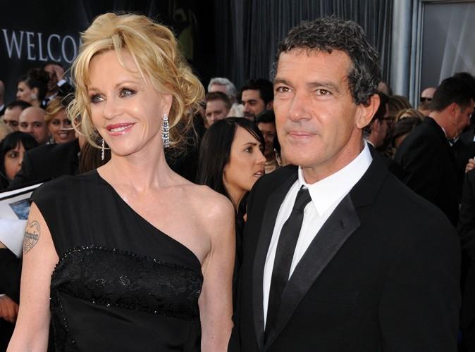 Antonio Banderas : il essaye de sauver son mariage avec Melanie Griffith !
