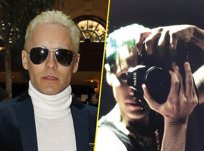 Après le blond, Jared Leto passe au vert !