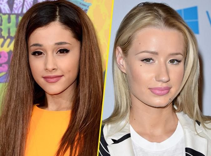 Ariana Grande : elle dévoile un extrait de son prochain single avec la rappeuse Iggy Azalea !