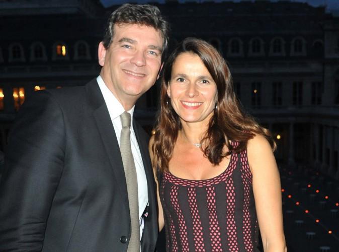 Arnaud Montebourg et Aur�lie Filippetti attendent un heureux �v�nement !