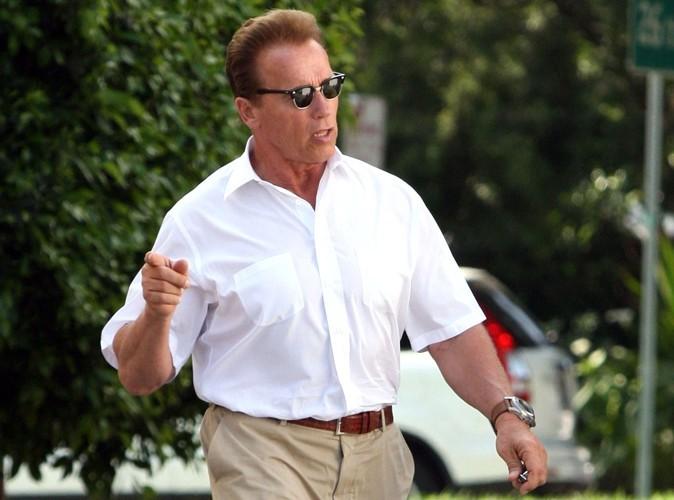 Arnold Schwarzenegger : après le scandale il revient au cinéma !