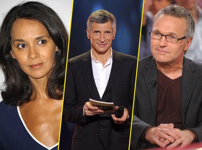 """Arrêt de L'Emission pour tous (France 2) : Laurent Ruquier """"triste"""", Sophia Aram """"amusée"""", Nagui déraille !"""