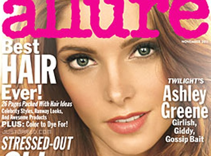 Ashley Greene : le fardeau de la célébrité !