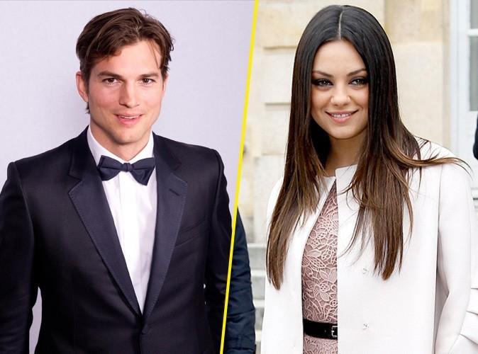 Ashton Kutcher : en couple avec Mila Kunis ?