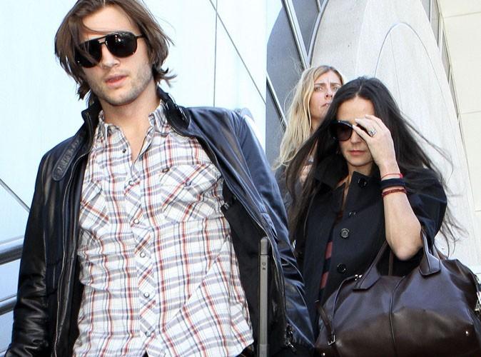 Ashton Kutcher et Demi Moore : ils étaient déjà séparés quand il a couché avec Sara Leal !