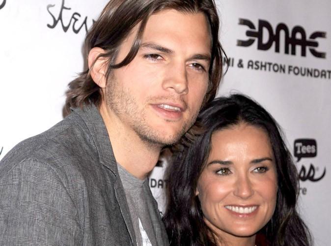 Ashton Kutcher et Demi Moore : officiellement divorcés !