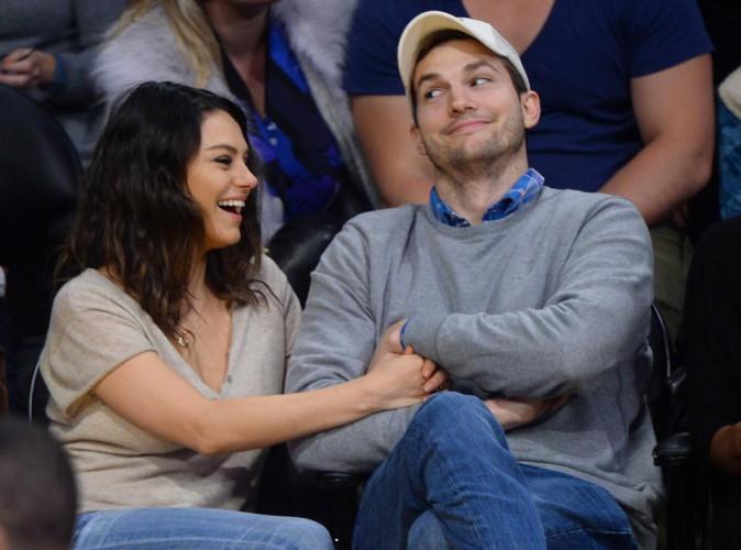Ashton Kutcher et Mila Kunis : ils relancent les rumeurs de mariage !