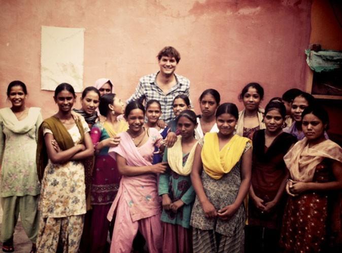 Ashton Kutcher : il milite contre le trafic sexuel !
