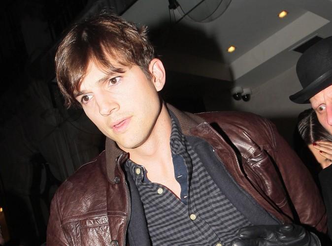 """Ashton Kutcher : """"J'ai payé cher mon absence de vie privée…"""""""