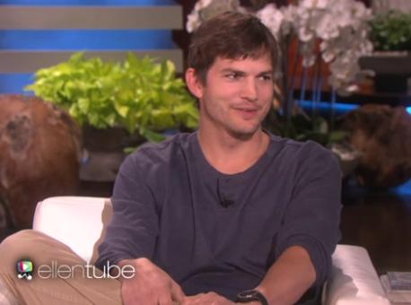 Ashton Kutcher : très inquiet pour sa fille...