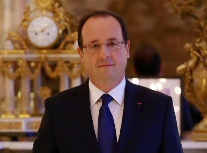 Attentat à Charlie Hebdo : François Hollande appelle à la vigilance et à l'unité...