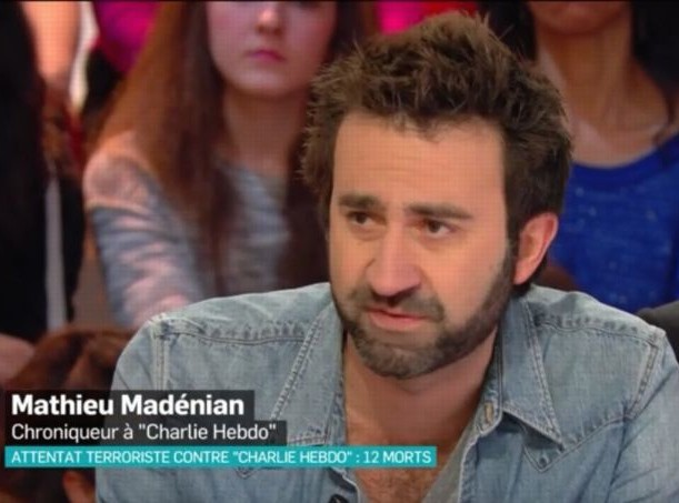 Attentat à Charlie Hebdo : Mathieu Madénian apprend en direct le décès de ses amis...