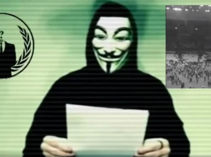 Attentats de Paris : Les Anonymous annoncent des représailles, les internautes divisés !